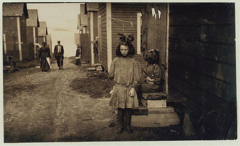 Nan de Gallant, 4 Clark St., Eastport, Maine, 9 anni astucciatrice