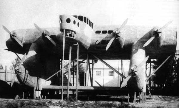 Kalinin-K-7-Giant-Russian-Bomber-prototype