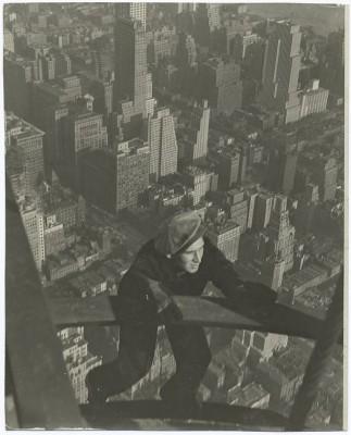 vintage-empire-state-building-costruzione-foto-di-Lewis-Wickes-hine-1931-8