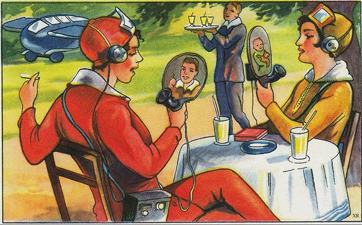 Virtual Reality Hingga Video Call, Ini 5 Prediksi Masa Lalu yang Jadi Kenyataan
