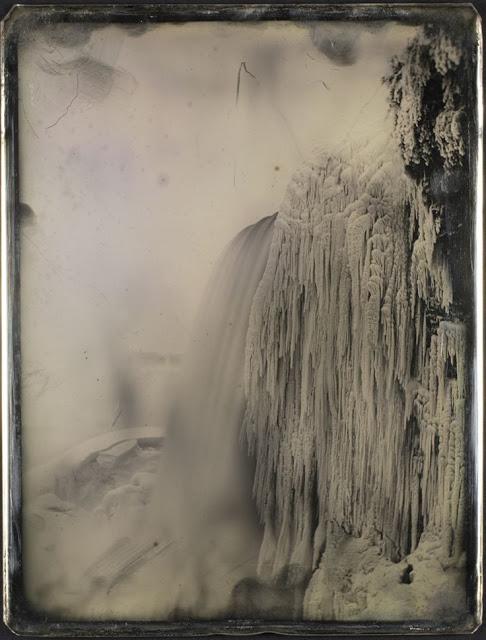 American Falls from below prospect point, Niagara, ca. 1850