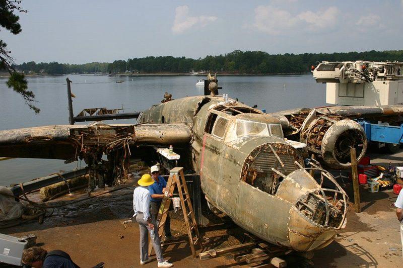 B-25-Scarolina