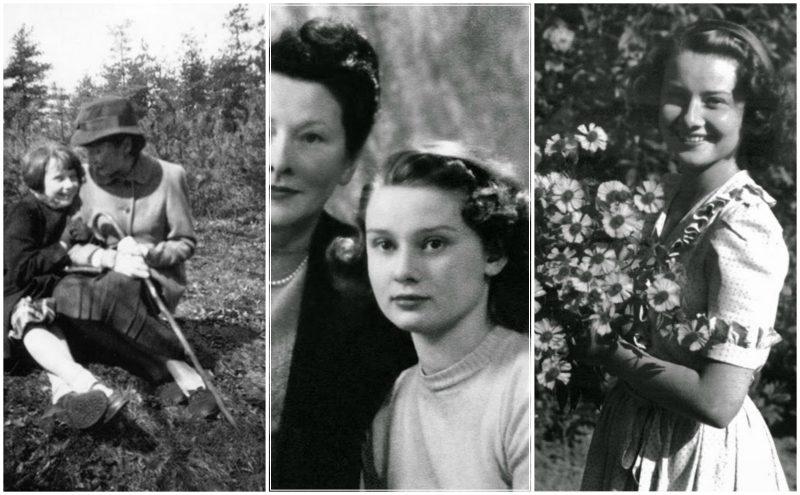 1940s teenager