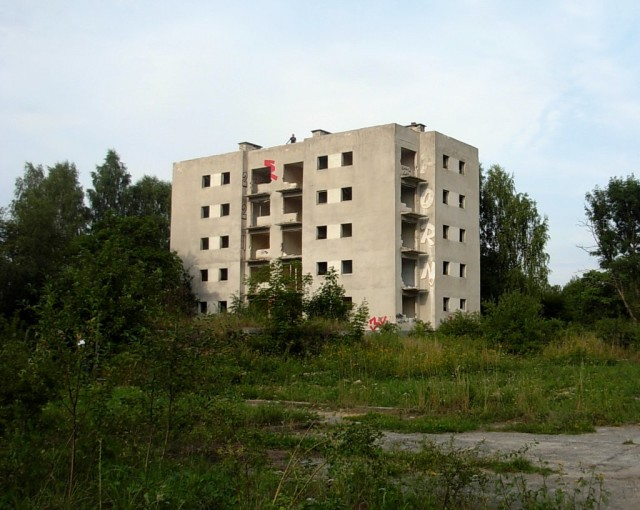 Kłomino abandoned