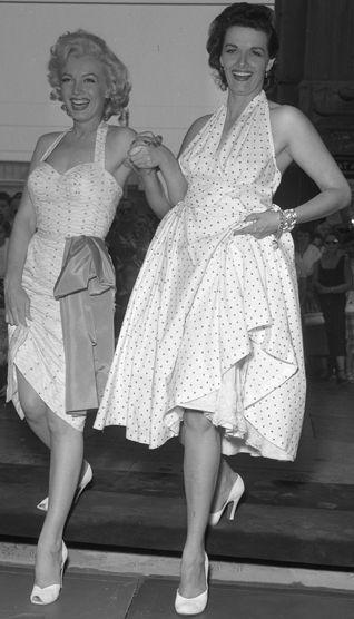 Gentlemen May Prefer Blondes But We Prefer Jane Russell