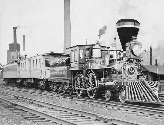 Stephenson's Rocket - Wikipedia
