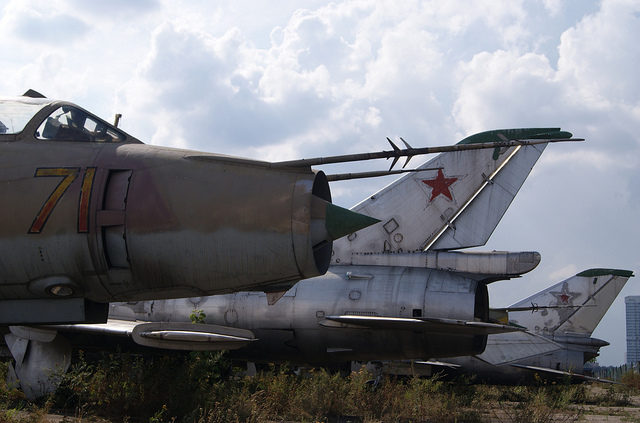 Mikoyan Gurevich MiG-25PD Foxbat
