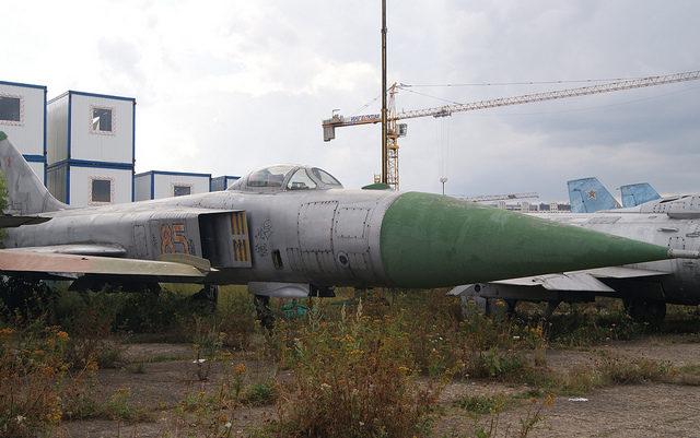 Sukhoi Su-15 Flagon 2