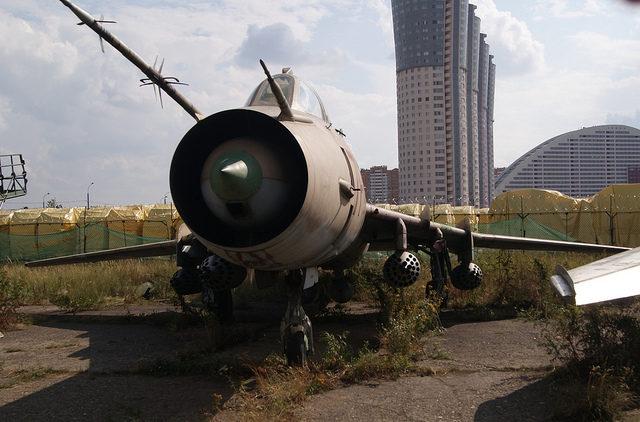 Sukhoi Su-17 Fitter 11