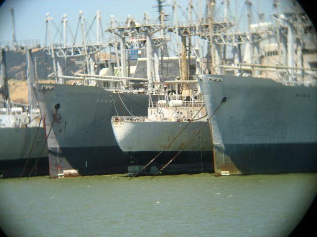 The SS Cape Agent. By Earthpig/CC BY-SA 3.0