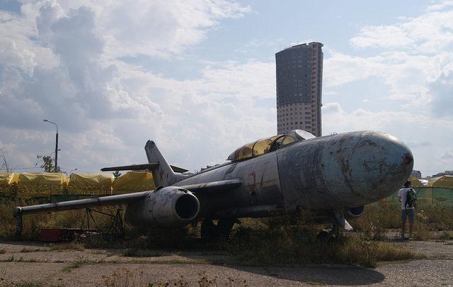 Yakoev Yak-25