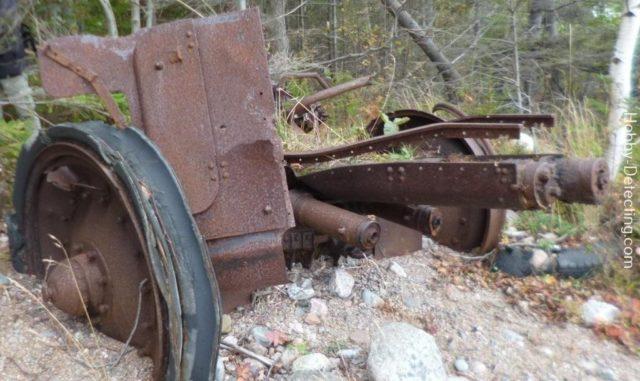 Battlefield Relics: Bolshoy Tyuters an abandoned island