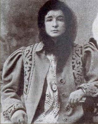 Enriqueta Martí. Wikipedia/Public Domain