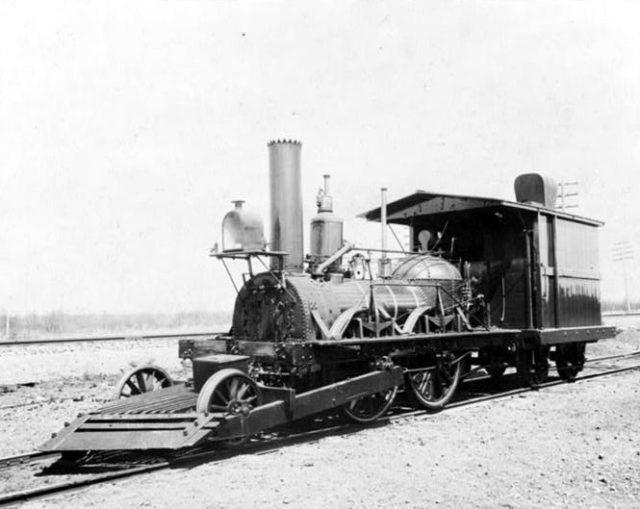 John Bull is the oldest surviving operable steam locomotive