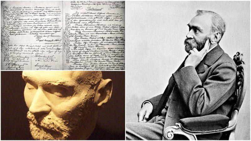 Alfred Nobel created the Nobel Prize as a false obituary