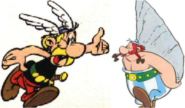 Asterix & Obelix: Mission Cleopatra – free cartoon info