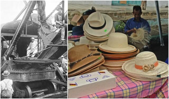 0f5518dac Panama hats are made in Ecuador not Panama