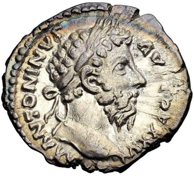 Roman coin Photo Credit
