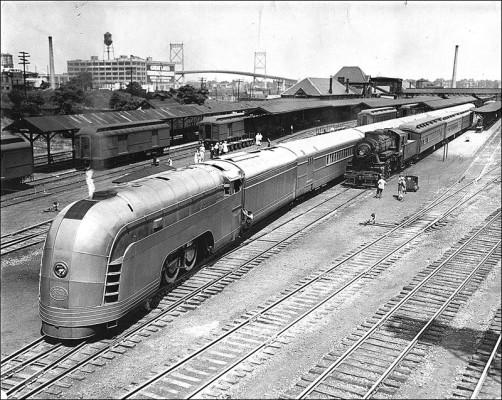 The Mercury train