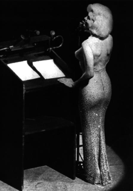 Marilyn Monroe Photo Credit