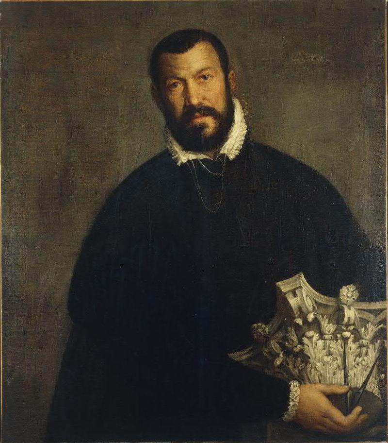 Scamozzi portrait by Veronese