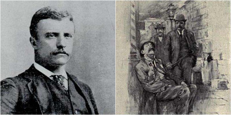 Theodore roosevelt and senator george vest veritude fidelity investments company