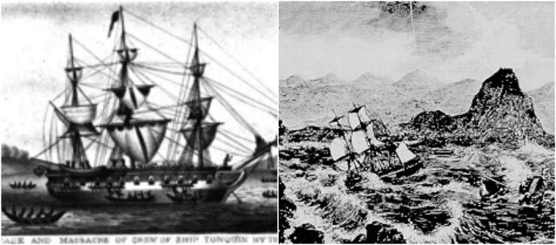 Shipwreck hunters seek their