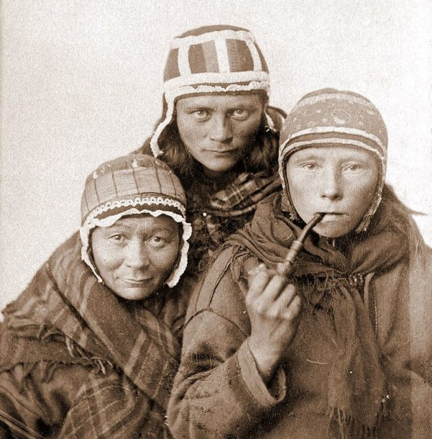 sami nordic indigenous areas fascinating rare sami three