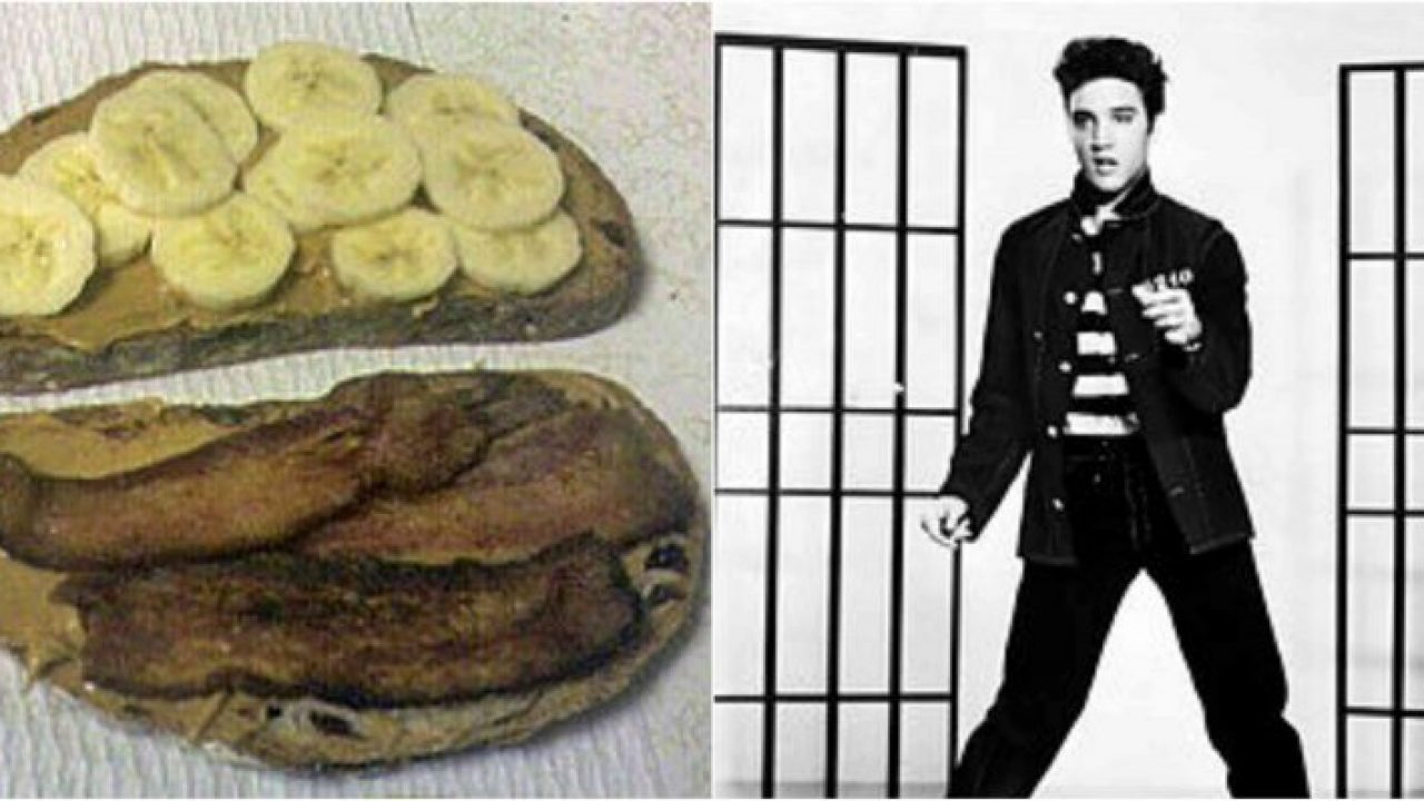Elvis Presley S Favorite Sandwich Was Peanut Butter Banana And Bacon