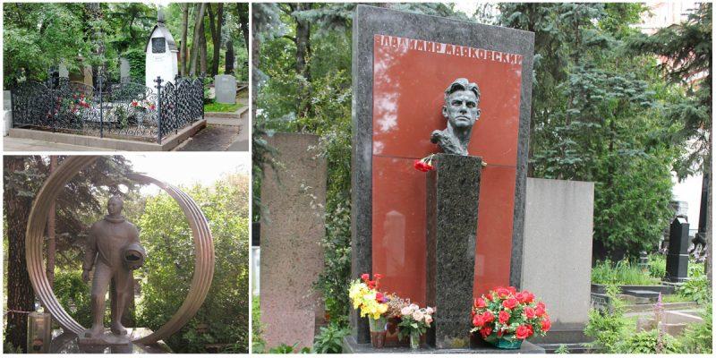 Novodevichy Cemetery: the most popular and prestigious