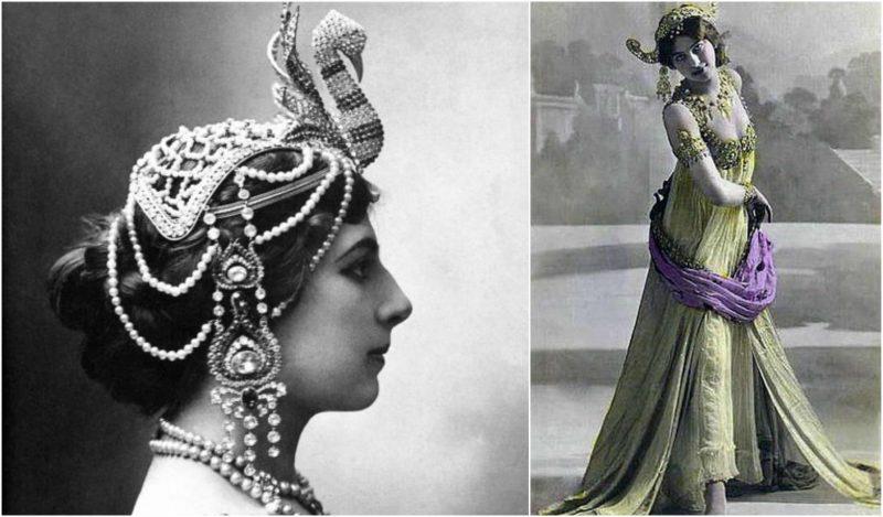 Mata Hari The Promiscuous Exotic Dancer Courtesan Notorious Spy