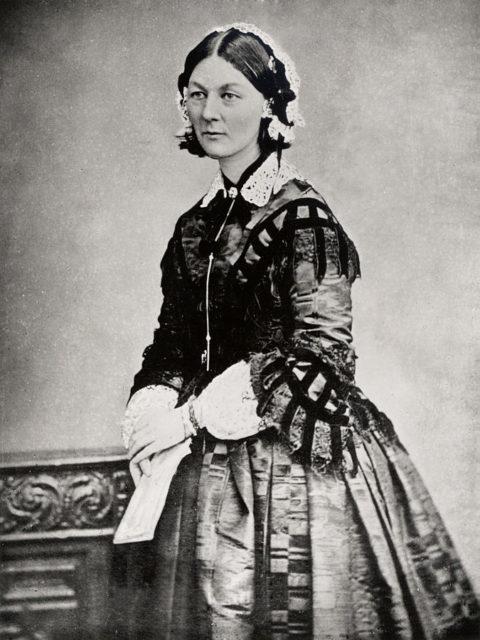 Perfect Florence Nightingale