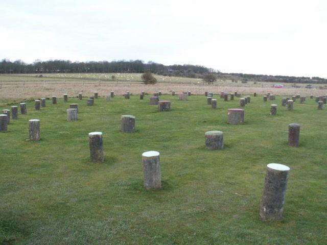 Woodhenge. CC BY-SA 3.0