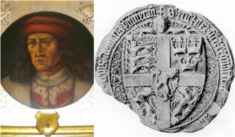 Erik of Pomerania