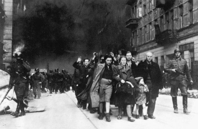 holocaust destruction of the jewish people essay