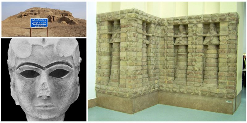 Uruk: The first major city in the world, built by King Gilgamesh