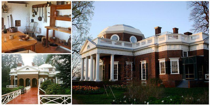 Groovy Thomas Jefferson Began Making Sketches For Monticello When Download Free Architecture Designs Parabritishbridgeorg