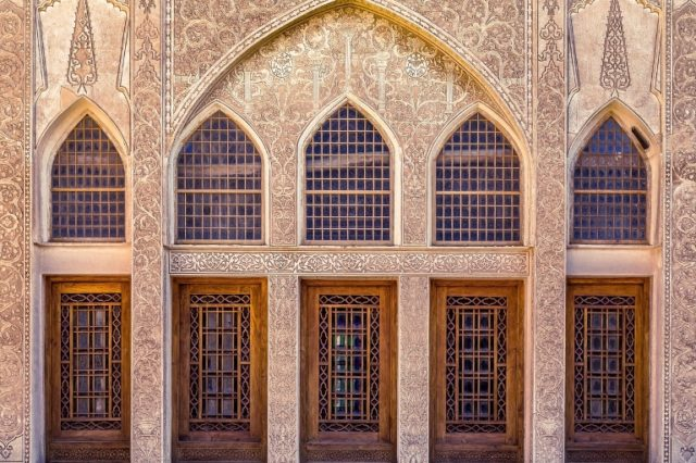 The Borujerdis House A Masterpiece Of Traditional Persian
