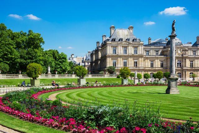 Jardin du Luxembourg, a beautiful garden in Paris ...