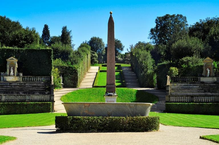 Magnificent Boboli Gardens in Florence: Created by Cosimo I de ...
