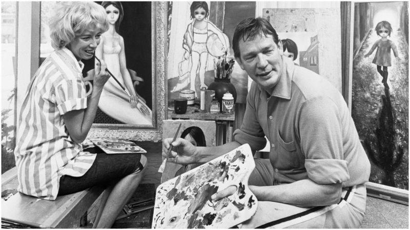 Paint Over Paint Art History