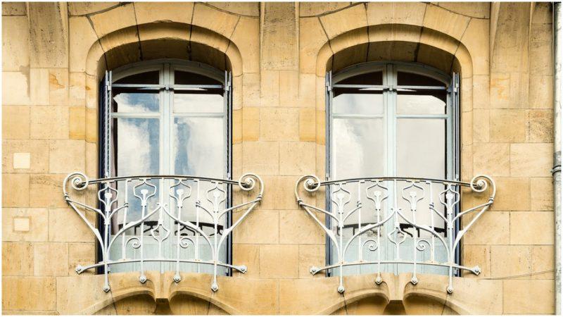 Art Nouveau At Its Finest The City Of Nancy Was The Center