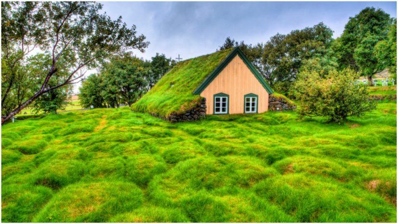 Icelandic Turf Houses Eco Friendly Homes Built On Lava