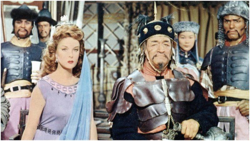 John Wayne, Susan Hayward, and 90 other people developed cancer
