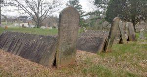 Tent graves
