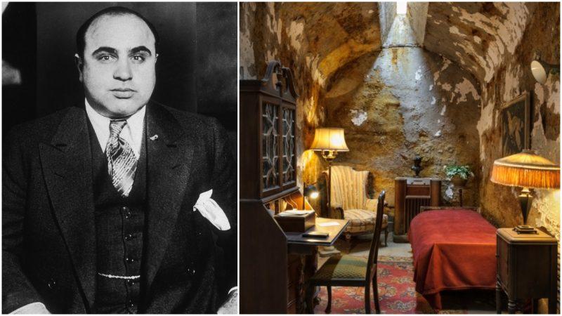 Al Capone, Machine Gun Kelly, Whitey Bulger, and other