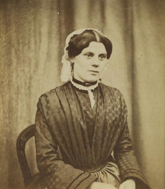 Theodore Clay   K. M. McCann   Lunatic Woman