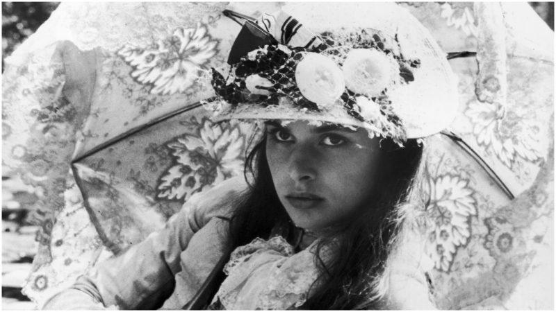 German film star Natassja Kinski, from Roman Polanski's film 'Tess', an adaptation of the Thomas Hardy novel 'Tess of the D'Urbervilles'. (Photo by Keystone/Getty Images)