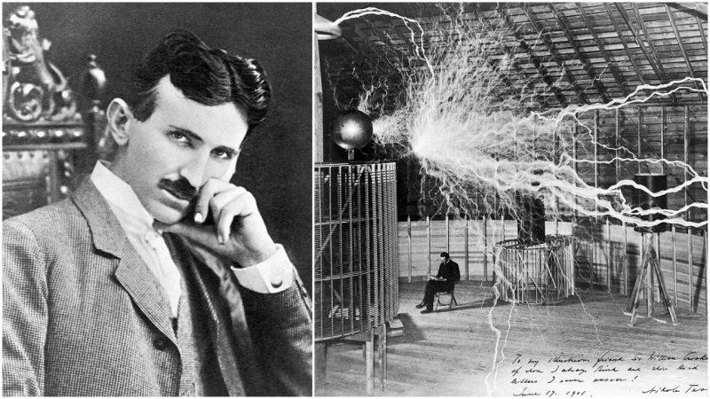 df45065d0 FBI releases long held Nikola Tesla documents