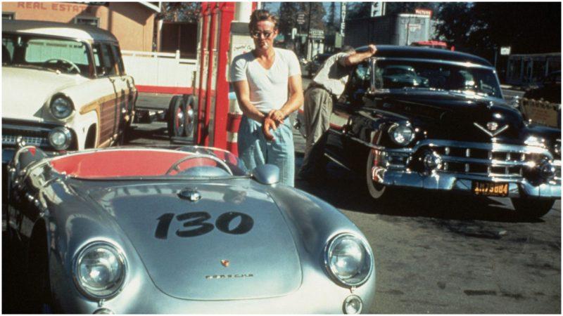 James Dean Got a Speeding Ticket 2 Hours Before his Fatal Crash